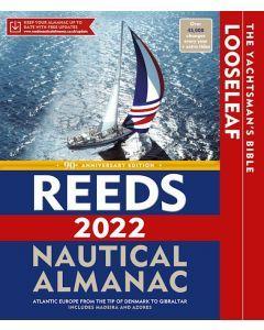 Reeds Nautical 2022 Looseleaf