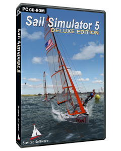 Sail Simulator 5 Deluxe (CD-ROM, Software nur Windows)