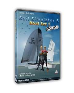 Download: Boatset 1 Add-On für Sail Simulator 5 (Windows)