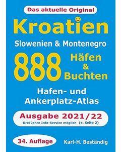 888 Häfen und Buchten - Kroatien, Slowenien, Montenegro