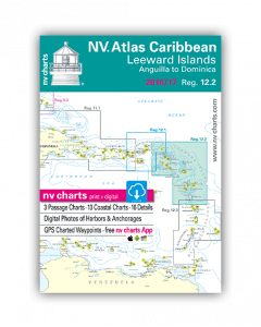 NV.Atlas Caribbean 12.2 - Leeward Islands