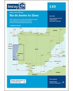 C49 Ria de Aveiro to Sines