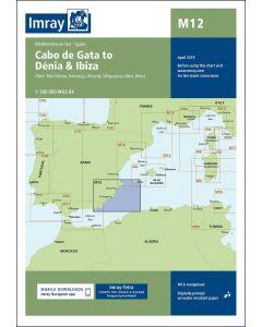 M12 Cabo de Gata to Dénia and Ibiza