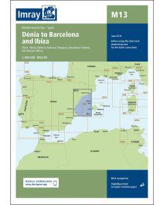 M13 Dénia to Barcelona and Ibiza