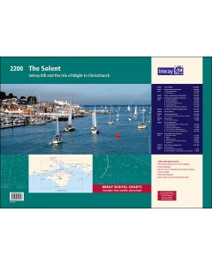2200 The Solent Chart Pack