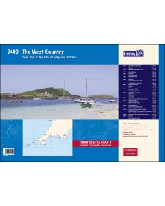 2400 West Country Chart Atlas