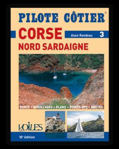Pilote Côtier n°3 - Corse - N.E Sardaigne