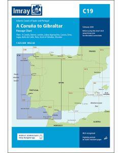 C19 A Coruña to Gibraltar