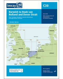 C30 Harwich to Hoek van Holland and Dover Strait