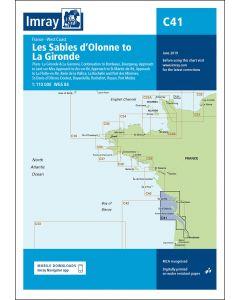 C41 Les Sables d'Olonne to La Gironde