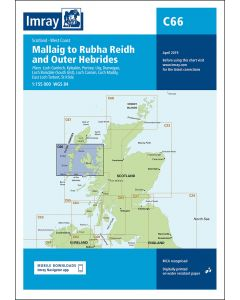 C66 Mallaig to Rudha Reidh and Outer Hebrides