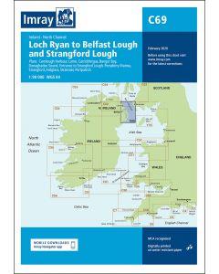 C69 Loch Ryan to Belfast Lough and Strangford Lough