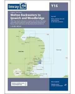 Y16 Walton Backwaters to Ipswich and Woodbridge