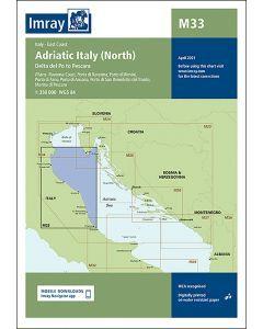 M33 Adriatic Italy North