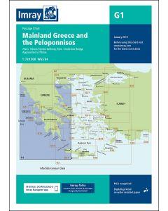 G1 Mainland Greece and the Peloponnisos