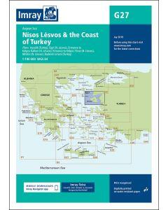 G27 Nísos Lésvos & the Coast of Turkey