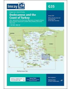 G35 Dodecanese and the Coast of Turkey