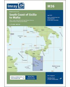 M36 South Coast of Sicilia to Malta