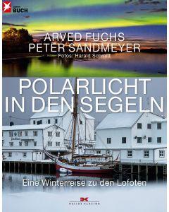 Polarlicht in den Segeln