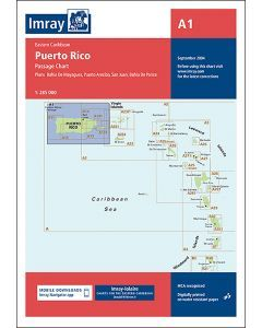 A1 Puerto Rico Passage Chart