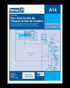 A14 San Juan to Isla de Vieques and Isla de Culebra