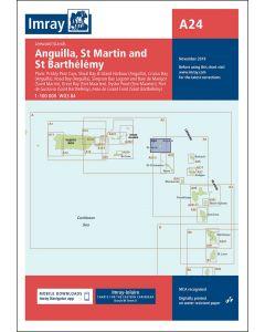 A24 Anguilla, St Martin and St Barthélémy