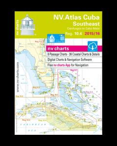 NV.Atlas Cuba 10.4 - Southeast