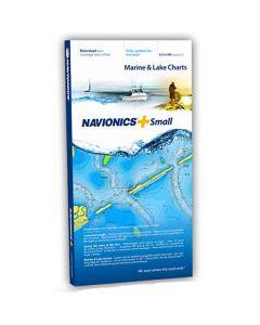 Navionics+ Small Secure Digital Memory Card (MSD)