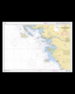 SHOM 7068 De la presqu'île de Quiberon aux Sables-d'Olonne