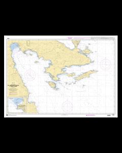 7284 De Argolikós Kólpos à Níos Póros