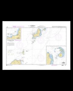 SHOM 7610 The Grenadines - Groupe Sud