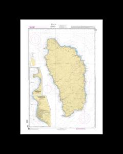 SHOM 7616L Dominica