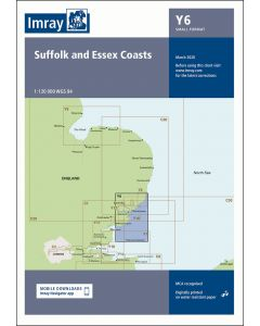 Y6 Suffolk and Essex Coasts (Small Format)