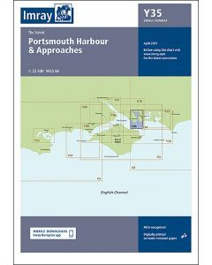 Y35 Portsmouth Harbour and Approaches