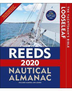 Reeds 2020 Nautical Almanac Looseleaf