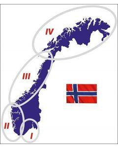 Norwegen - 1000 Orte für Fahrtensegler