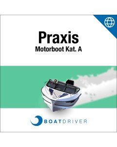 Online: BoatDriver - Praxis Motorboot Kat. A (df)