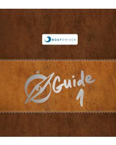 BoatDriver-Guide 1 - Bielersee, Neuenburgersee, Murtensee, Aare bis Solothurn (Ordner)