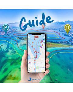 BoatDriver-Guide-App - Laghi svizzeri (accesso 1 anni)