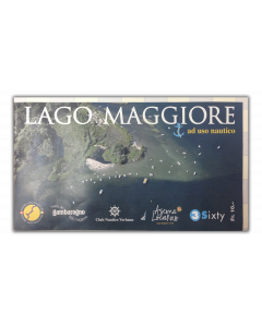 Carta Nautica Lago Maggiore