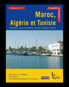 Imray/Vagnon: Maroc, Algérie et Tunisie