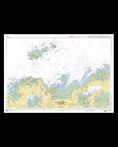 7125 Abords de Perros-Guirec - Les Sept Iles - De l'Ile Grande à l'Ile Balanec