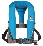 Crewfit 165 Sport avec ceinture de sécurité, bleu