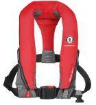 Crewfit 165 Sport sans ceinture de sécurité, rouge