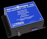 Wetter Infobox - WIB-EUROPE
