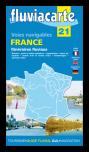 C021 - France - Itinéraires fluviaux