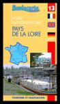 Fluviacarte G013 - Pays de la Loire