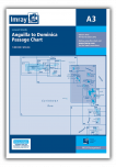 A3 Anguilla to Dominica Passage Chart