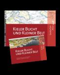 Kieler Bucht und Kleiner Belt - Seekarten Atlas 1