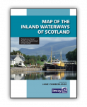 Map of the Inland Waterways of Scotland